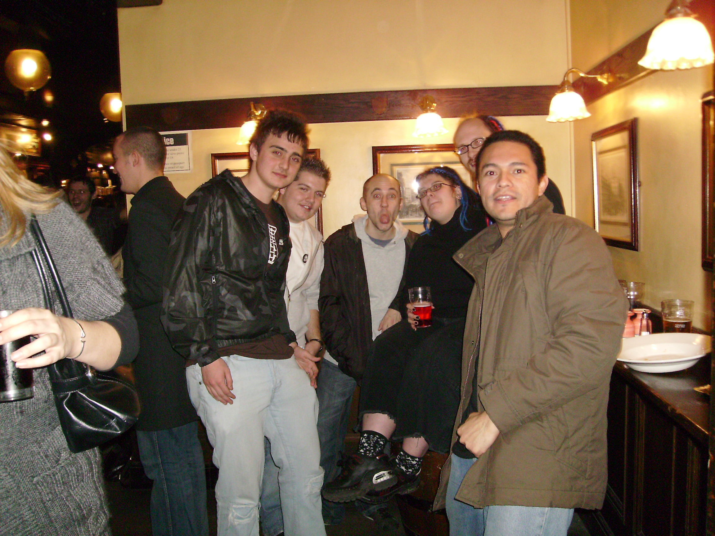First meet up in 2008