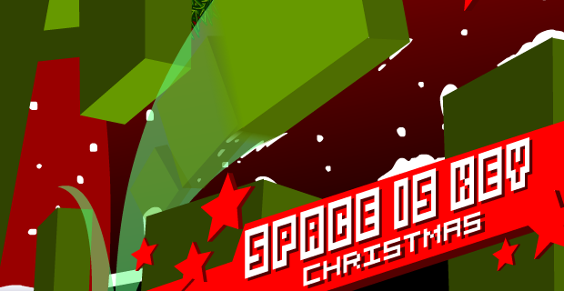Santa will be giving everyone a few space bars this Christmas!