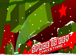 SpaceisKeyXmasPromo